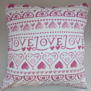 Cushion Cover in Emma Bridgewater Sampler 16""